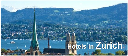 Hotels in Zurich, Switzerland