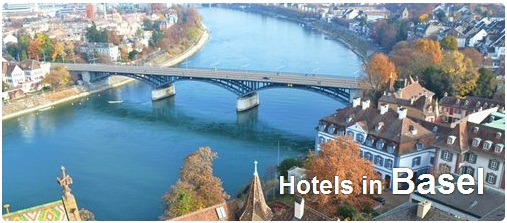 Hotels in Basel, Switzerland