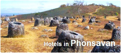 Hotels in Phonsavan