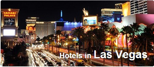 Hotels in Las Vegas, USA