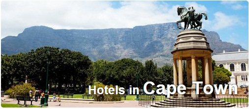 Hotels in Cape Town