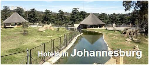 Hotels in Johannesburg