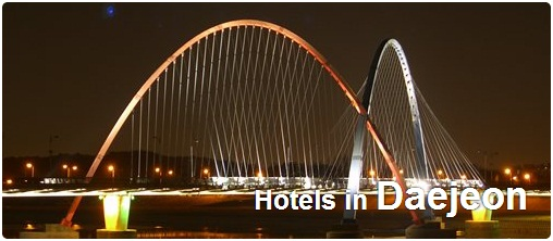 Hotels in Daejeon