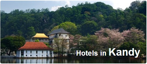 Hotels in Kandy