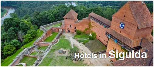 Hotels in Sigulda