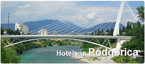 Hotels in Podgorica