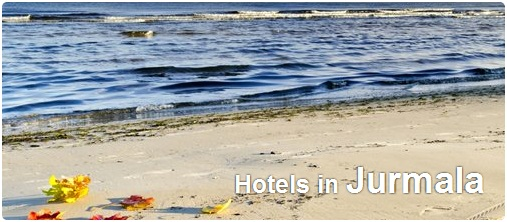 Hotels in Jurmala