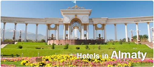 Hotels in Almaty
