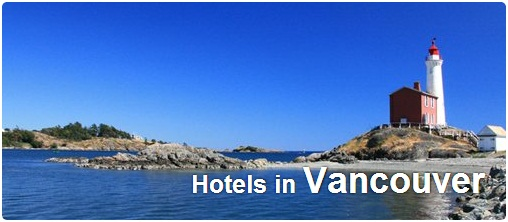 Hotels in Vancouver, Canada