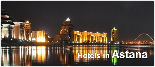 Hotels in Astana