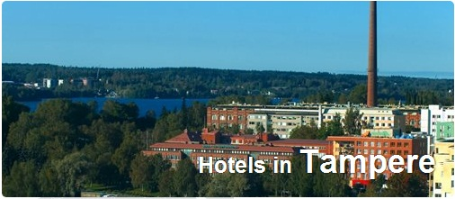 Hotels in Tampere