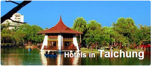 Hotels in Taichung