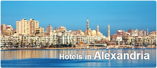 Hotels in Alexandria