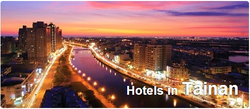 Hotels in Tainan
