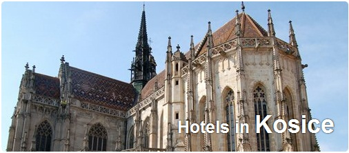 Hotels in Kosice