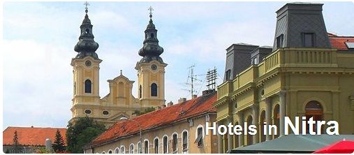 Hotels in Nitra