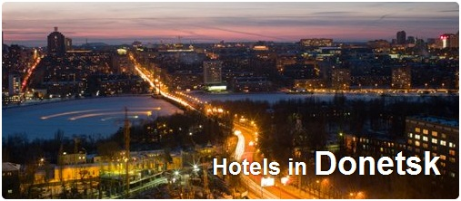 Hotels in Donetsk