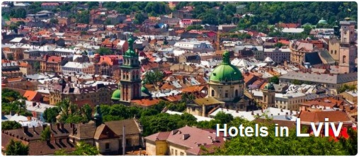 Hotels in Lviv