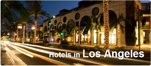 Hotels in Los Angeles, USA