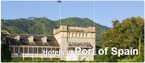 Hotels in Port of Spain, Trinidad and Tobago