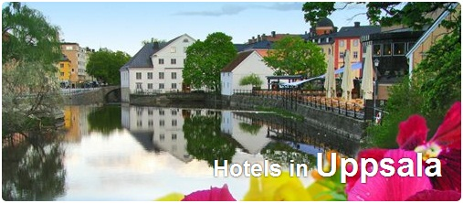 Hotels in Uppsala