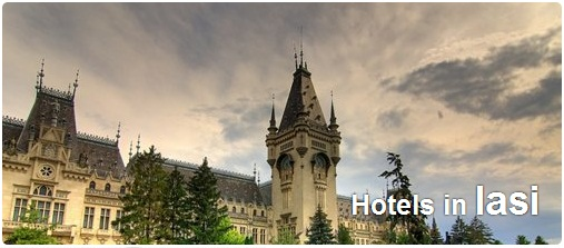 Hotels in Iasi