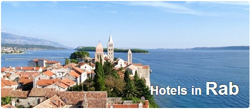 Hotels in Rab