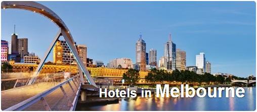 Hotels in Melbourne