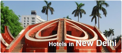 Hotels in New Delhi