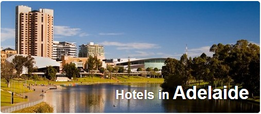 Hotels in Adelaide